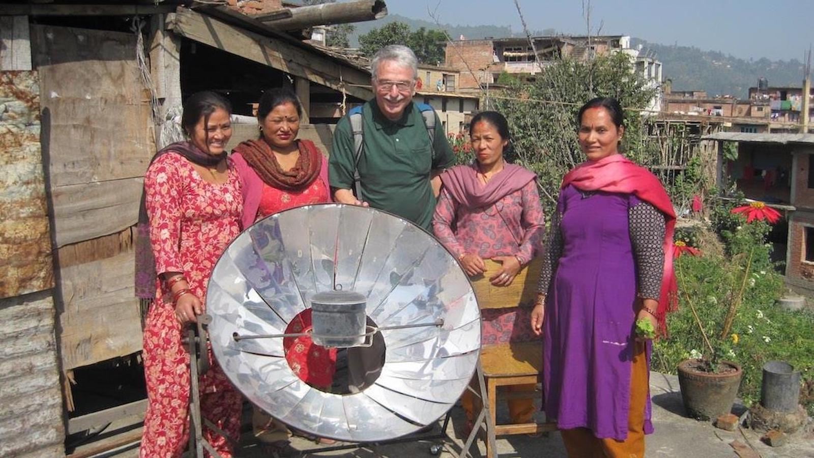 Safe Sustainable Solar Cooking in Nepal