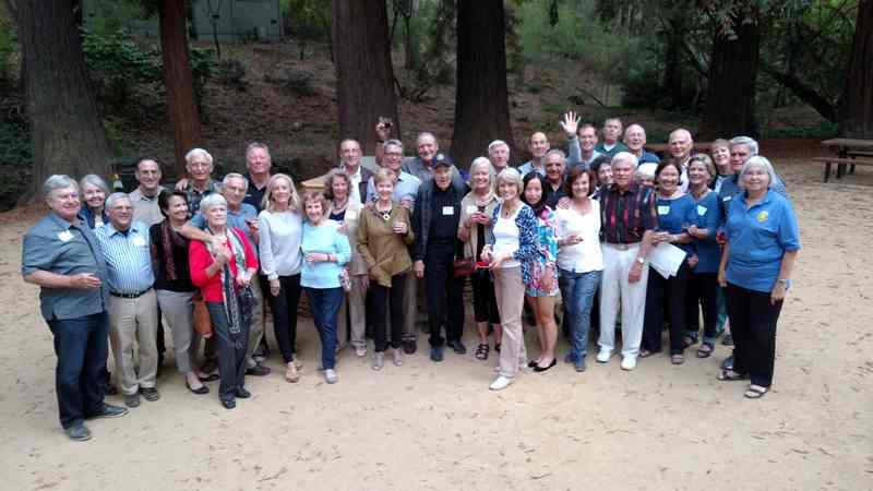 Los Altos Rotarians