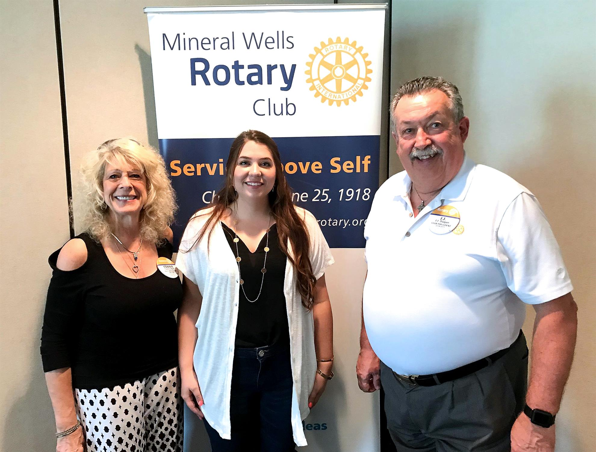 Stories | Rotary Club of Mineral Wells
