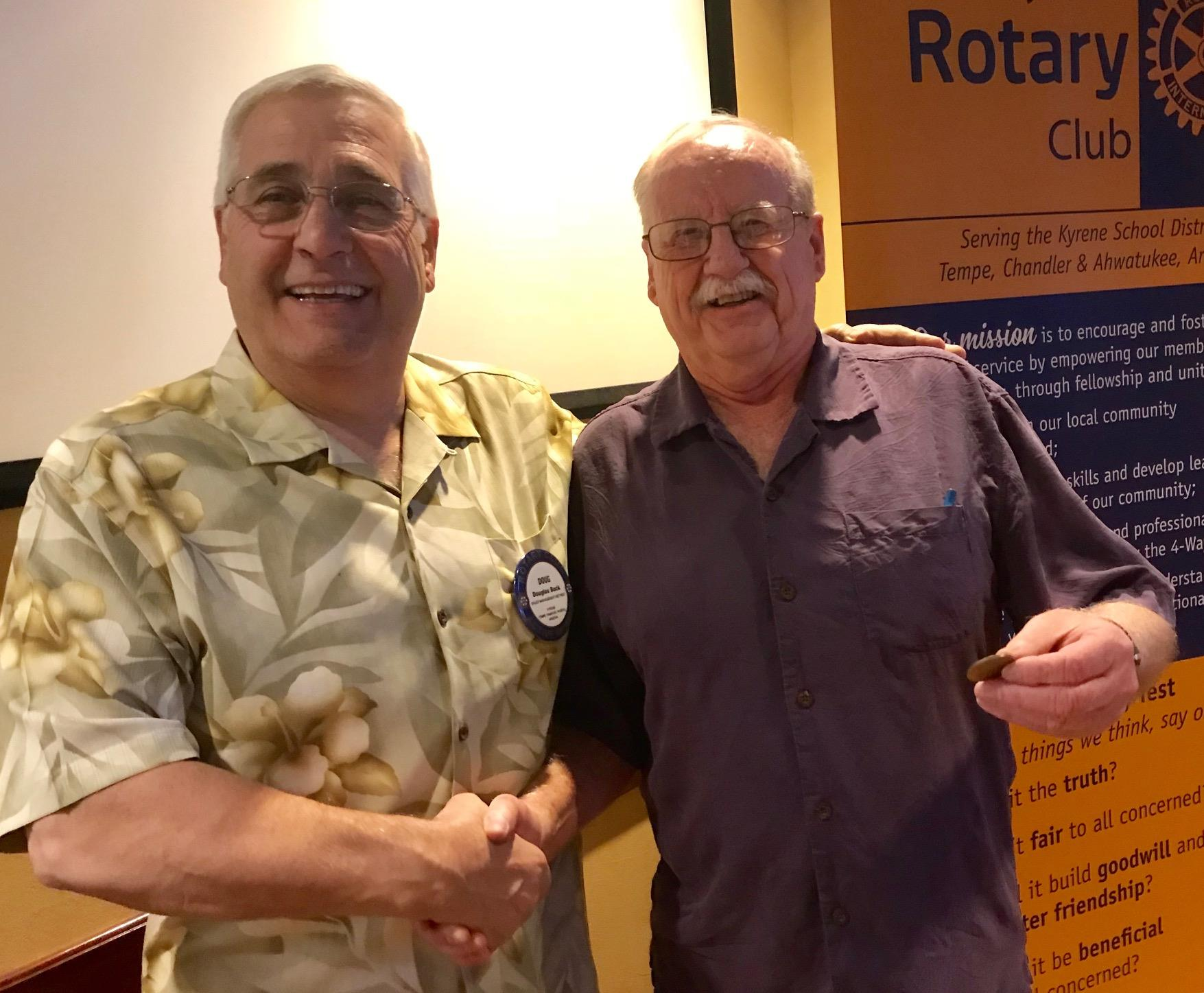 Stories Kyrene Rotary Club