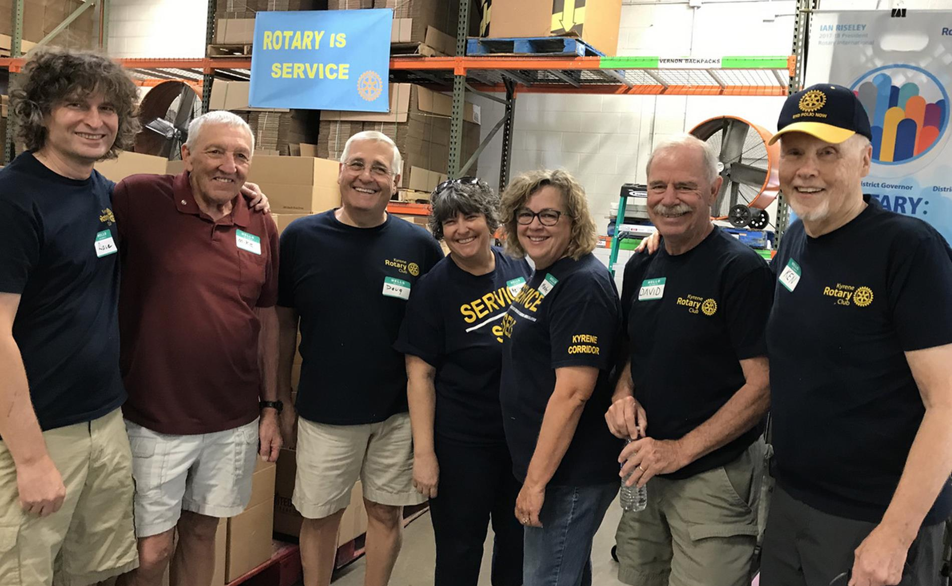 United Food Bank - September 2017