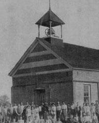 Lehi School, 1913, Mesa Arizona
