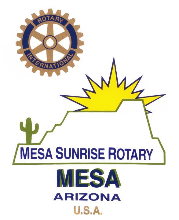 RC of Mesa Sunrise Banner