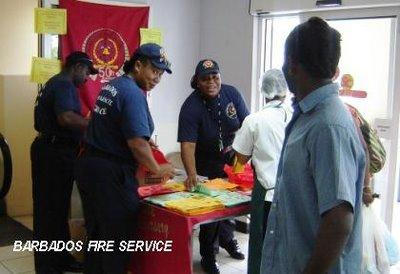 Barbados Fire Safety Program