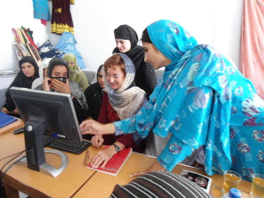Fatima Zehra computer lab