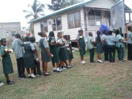 Belize Health Mission Dr Ruth 2011