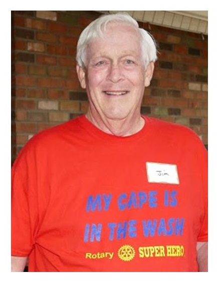 Know Your Fellow Rotarian Dg Jim Erickson Mesa West Rotary Club