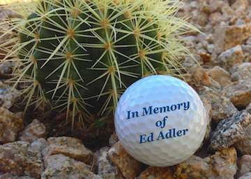 Ed Adler Memorial Golf