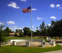 Rotary Park Flag