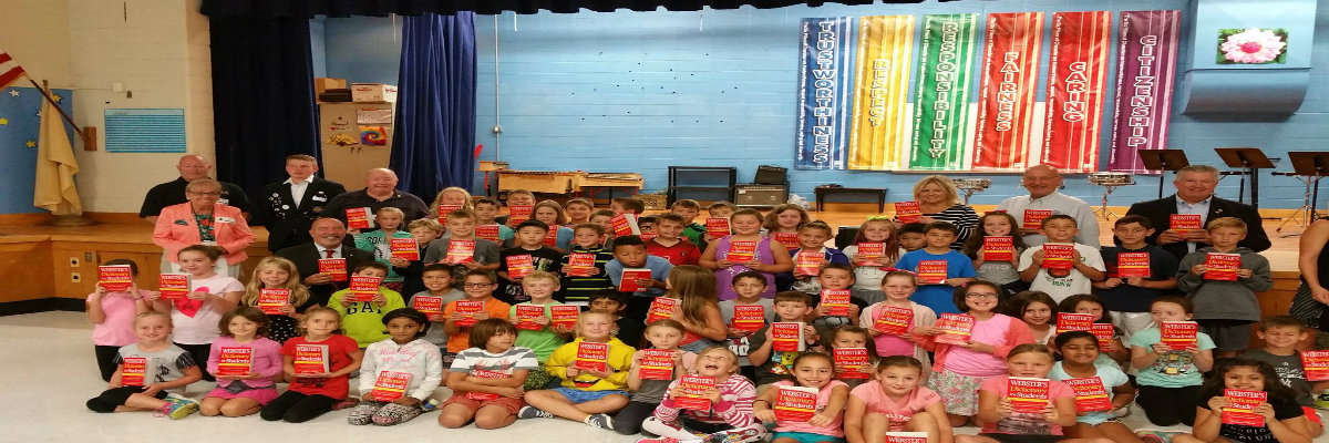 Denville Rotary Dictionary Project