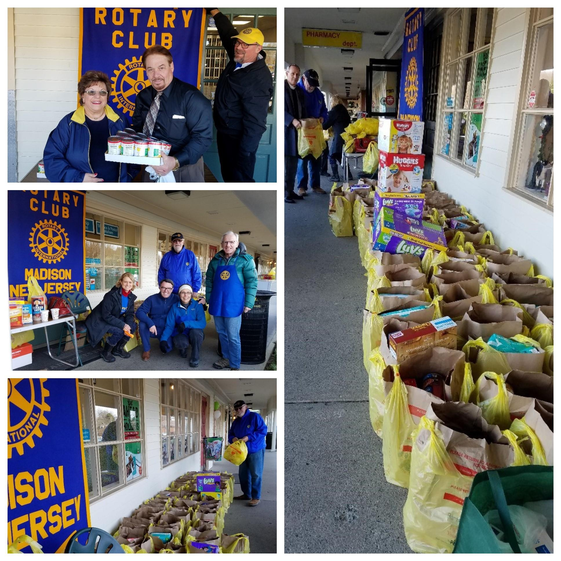 Madison rotary ebulletin issue 72 december 19 2016 for Madison food pantry volunteer