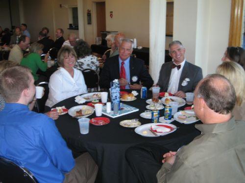 Weekly Luncheon & Meeting