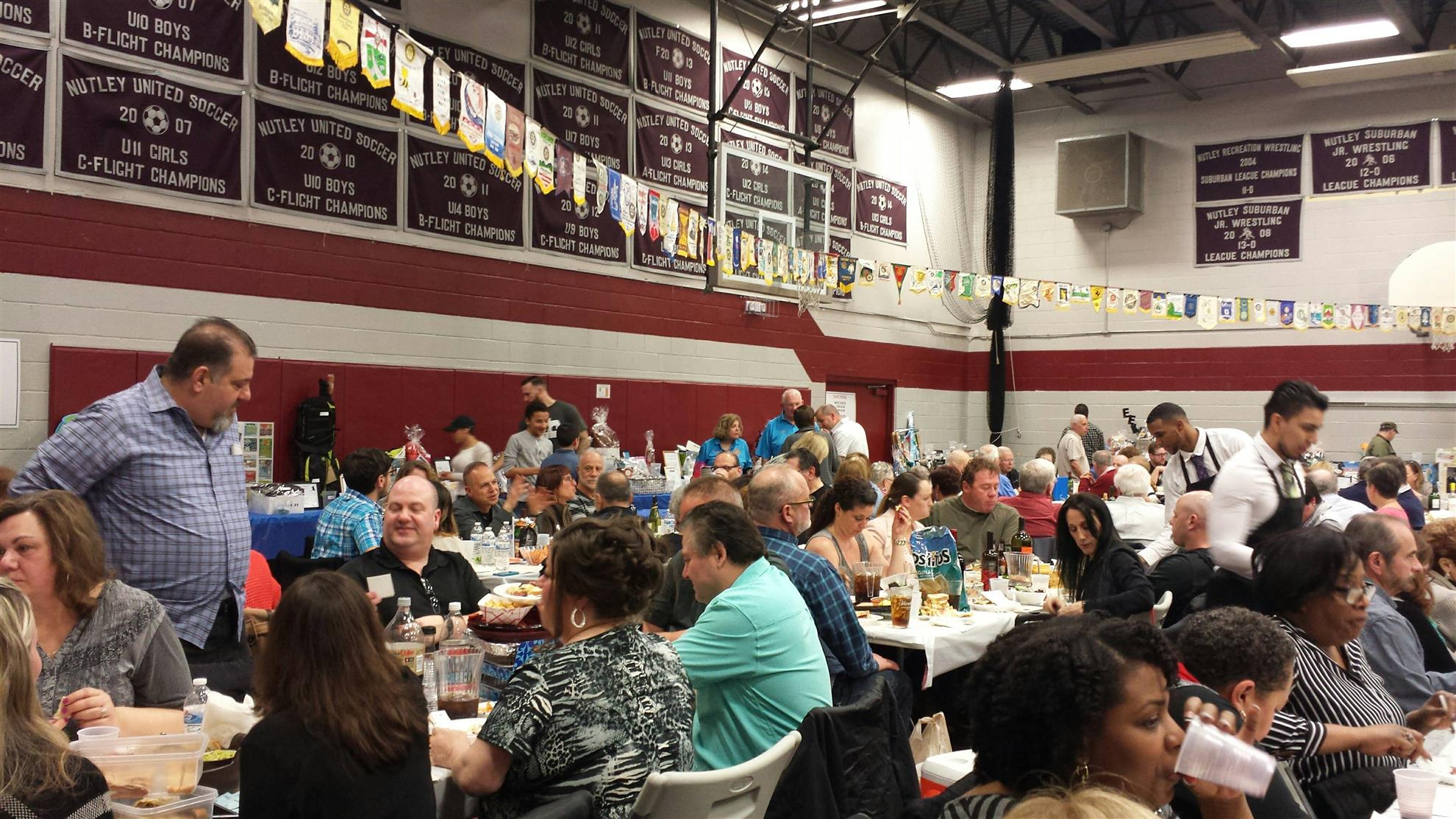 Beefsteak and Tricky Tray