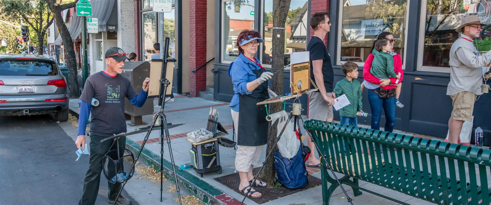 Plein Air 2019- Paint Los Gatos