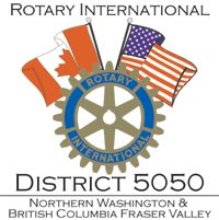 District 5050 emblem