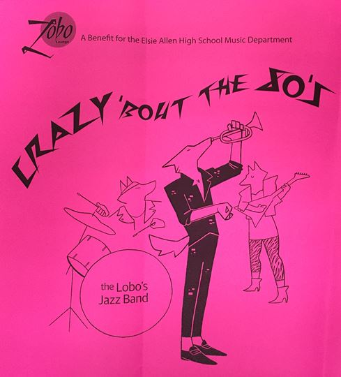 Lobo Lounge - Crazy ' bout the 80's | Rotary Club of Santa