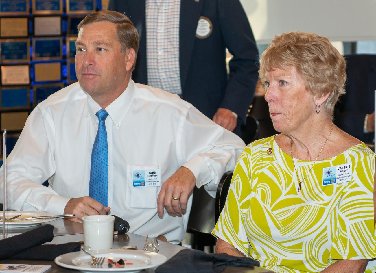 John LemMon and Valerie Hulsey