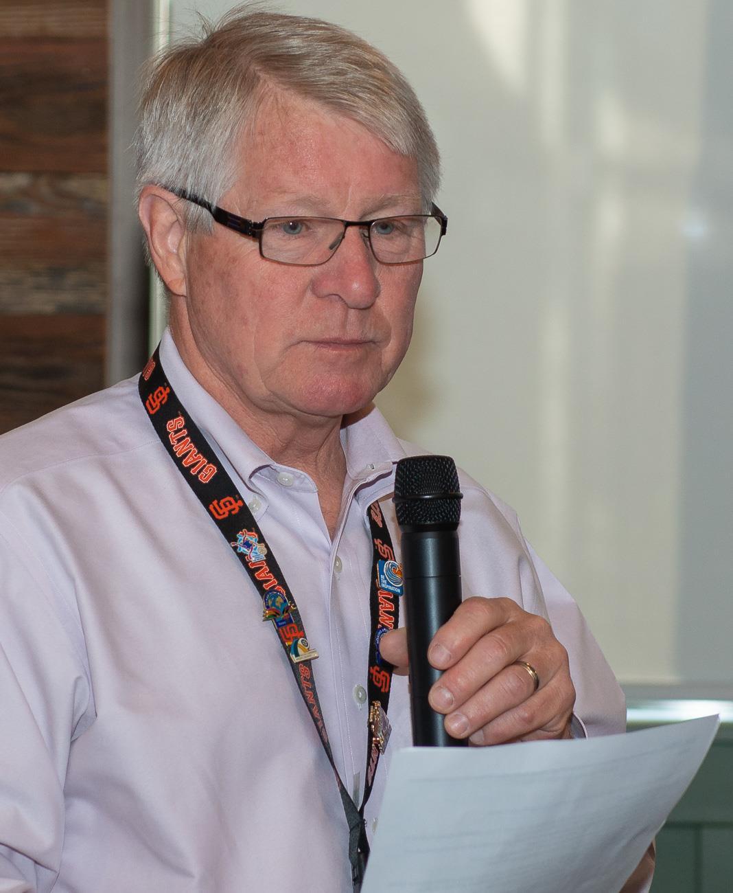 Paul O'Rear