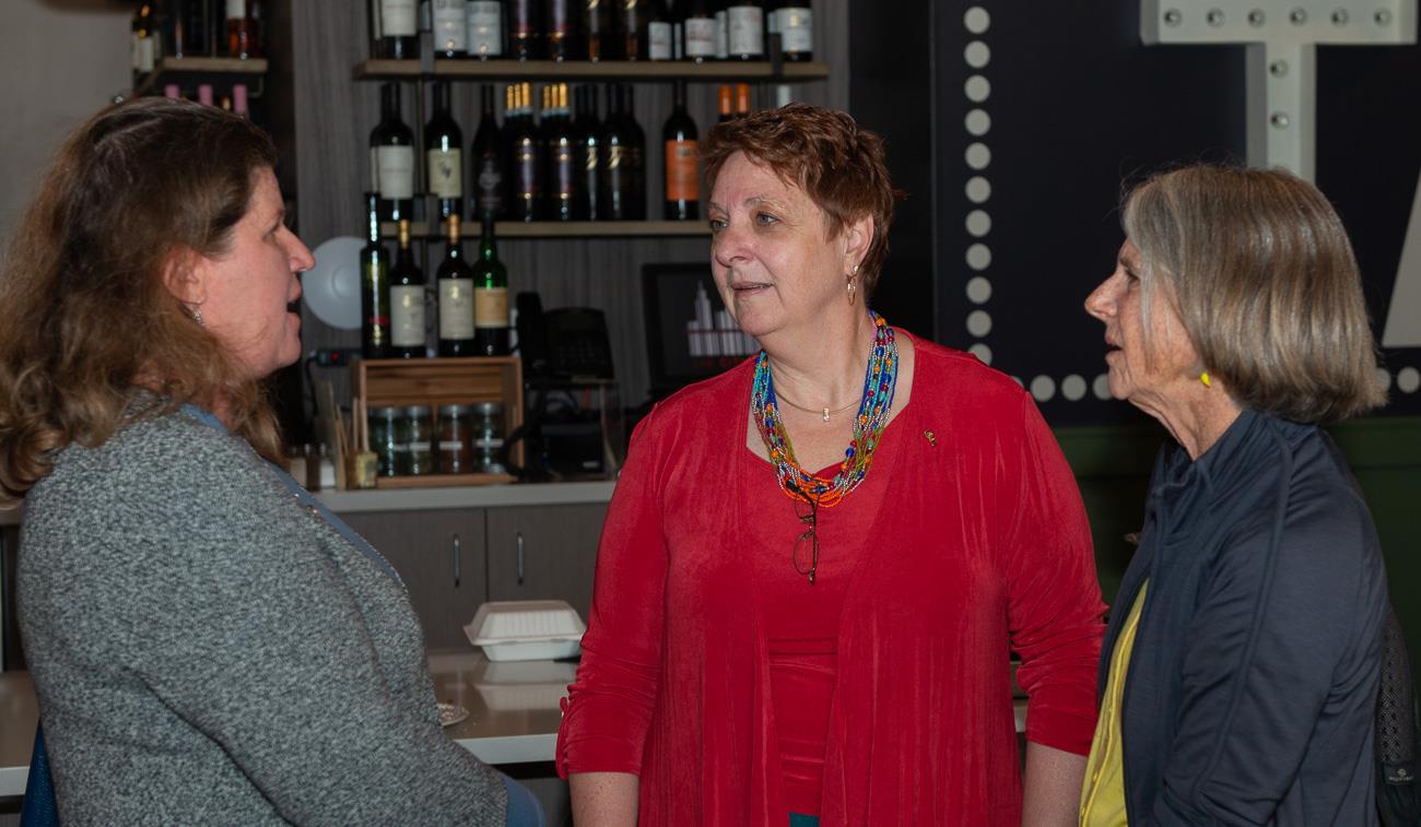 Ari's Mom, Shauna Lorenzen and Ari Vozaitis