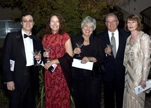 Jonse's, Guests and Carol Cooper