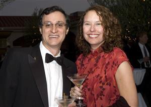 Ross Jones and Jane Paul