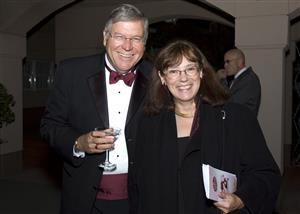 Randy Seelye and Katherine Anderson