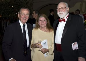 Norm and Bev Owen and Del Raby