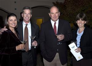 Guests and Mike Flanagan
