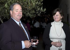 Steve Worthen and Linda Hauck