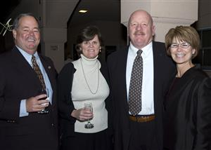 Steve Worthen, Laind Hauck, Jim and Susie Kirkbride