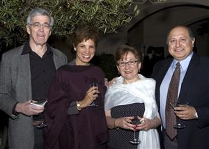 Guests and Cailana and Rene Couelo