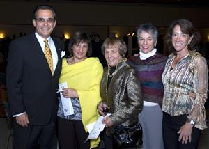Don and Wendy Floriani and Guests