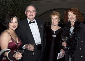 DG Ken Moulton and Party