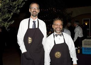 Jim Moir and Tux Tuxhorn
