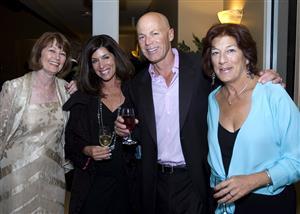 Carol Cooper and Guests