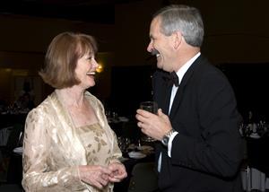 Carol Cooper and Jeff Gomer