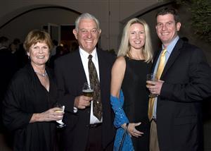 Carol and Leroy Carlenzoli and Guests