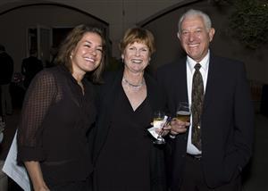 Kelly Wagganer and Carol and Leroy Carlenzoli