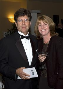 Doug and Babrara Shureen