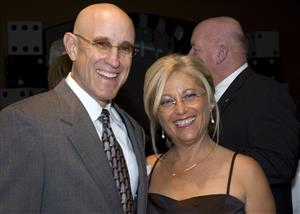 Jim Brenton and Robin Abramson