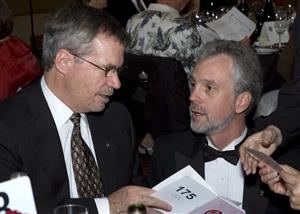 Art King and Dave Lorenzen