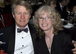 Paul O'Rear and Penny Millar