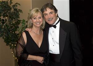 Carol and Frank Cercone
