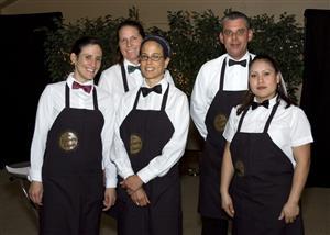 Park Avenue Catering Staff