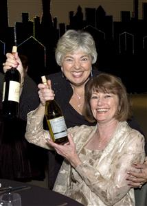 Guest and Carol Cooper