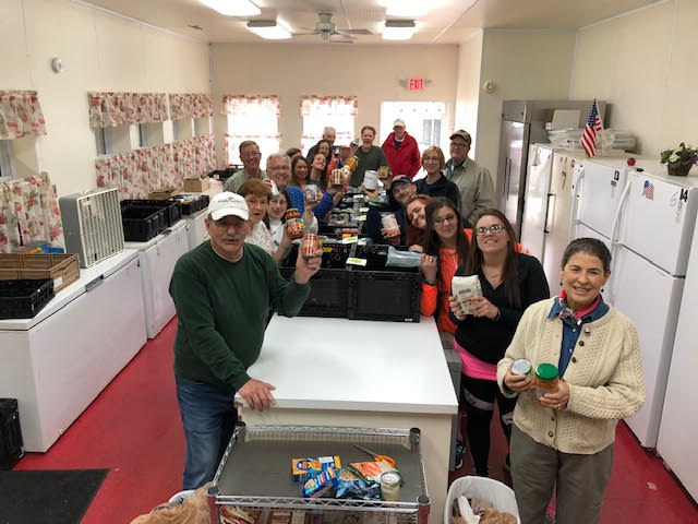 2018 Stamp Out Hunger Volunteers