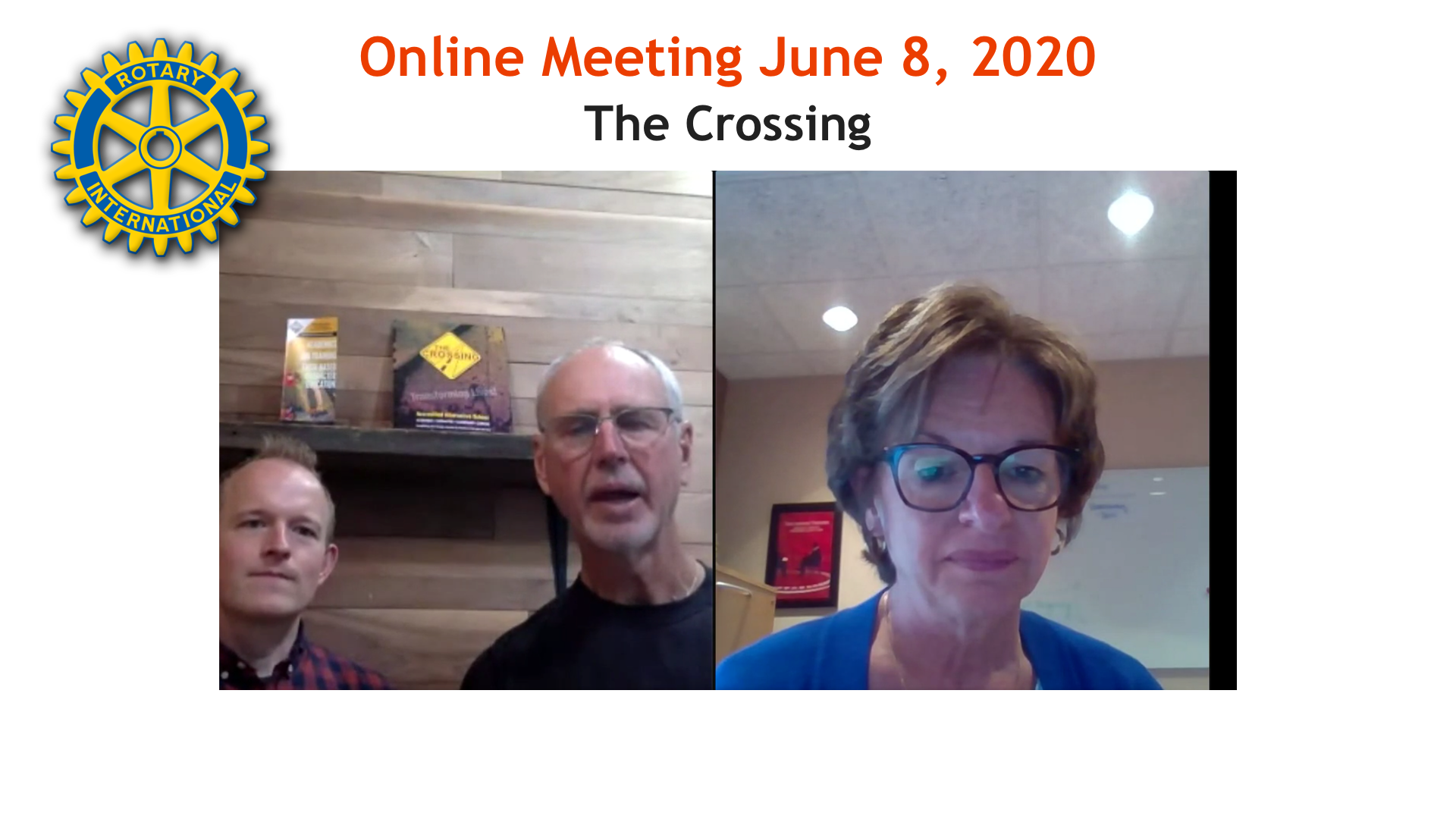 Virtual Meeting June 8