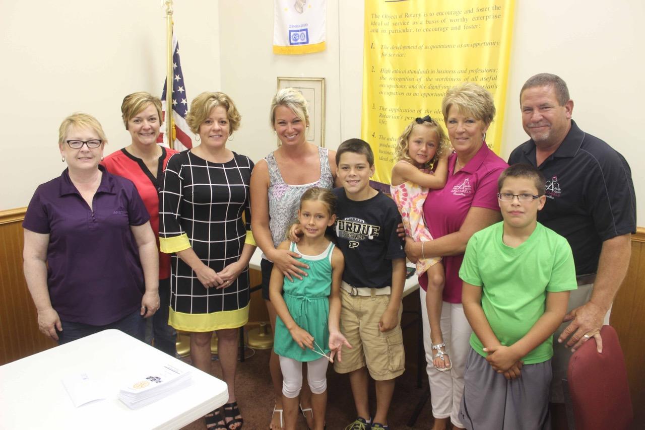 Centurylink Net Login >> Aubrey's Angels Program at Rotary   Rotary Club of Kentland