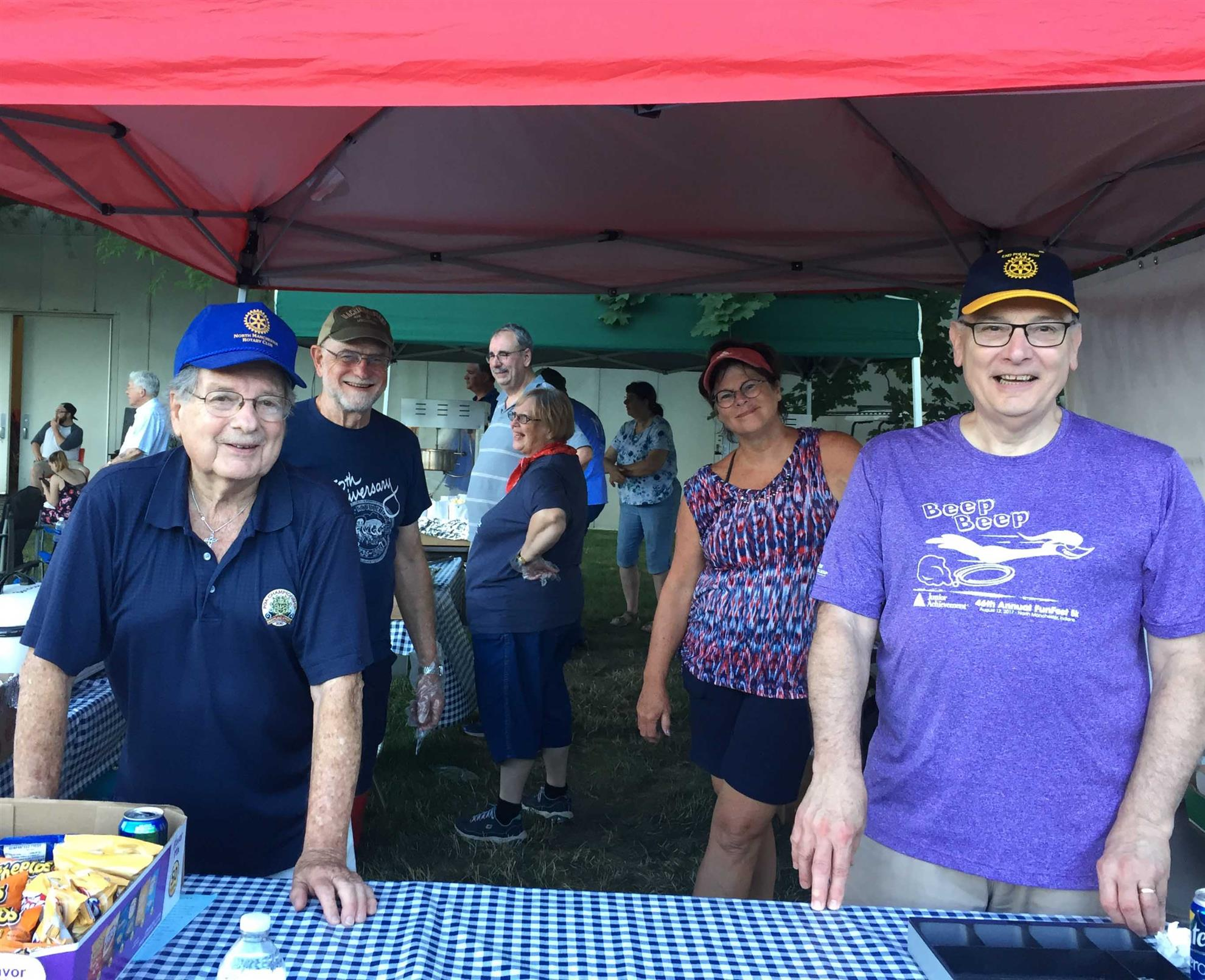Rotary concessions July 4 2019