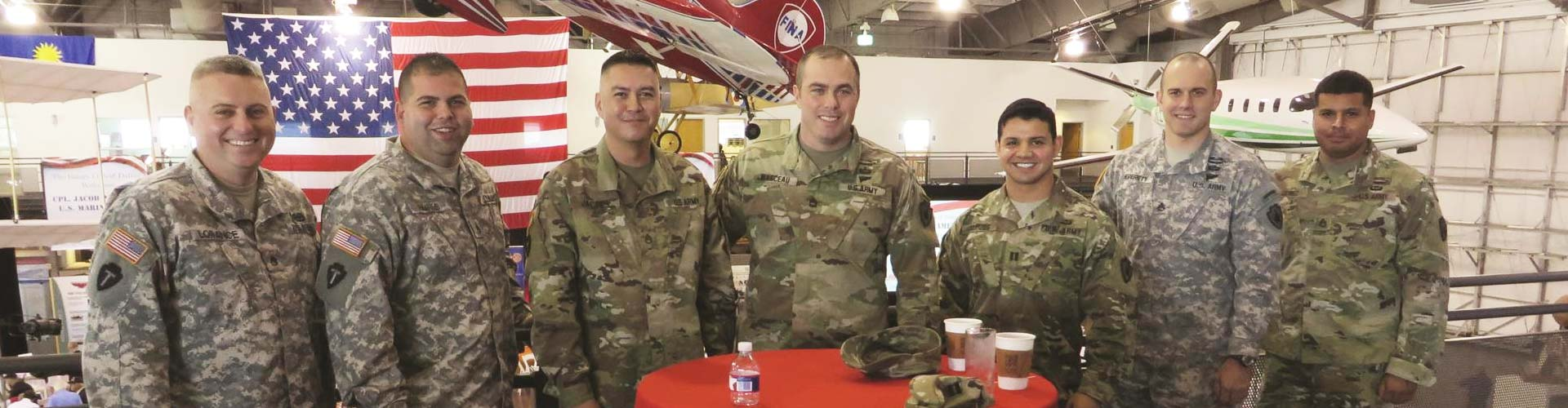 Saluting America's Veterans